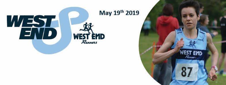 West End 8 Race 2019